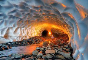 تونل برفی