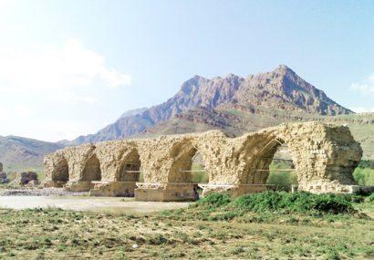پل شکسته (پل شاپوری)