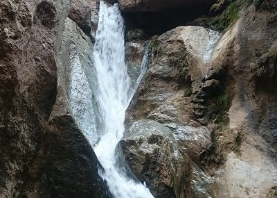 آبشار طلایی