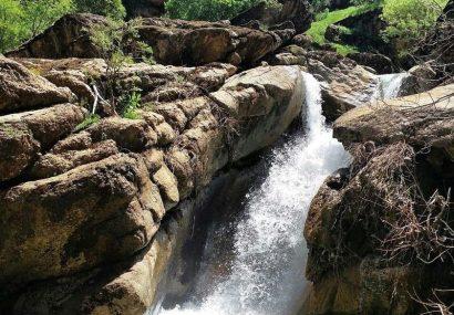 آبشار کَبوتر لو