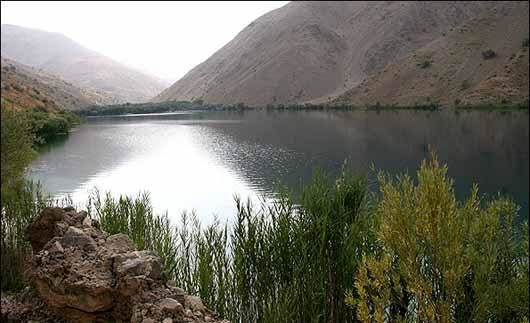 دریاچه گهر(دورود)